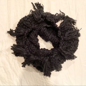 Knitted Knit Scarf
